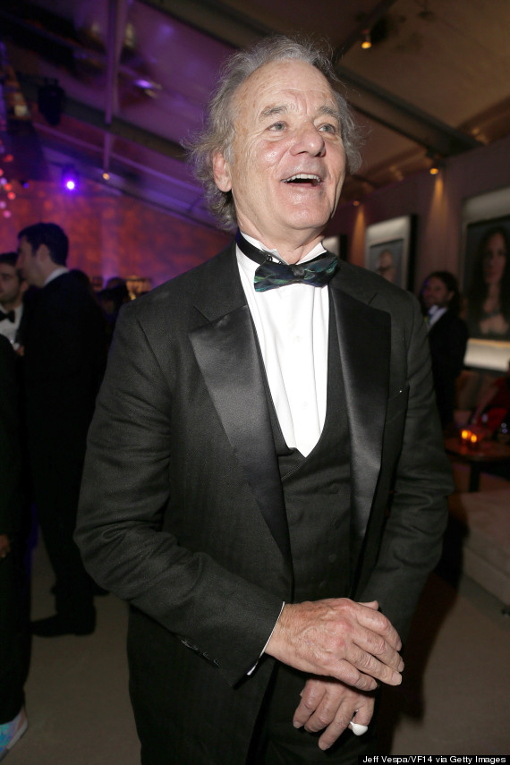 bill murray party