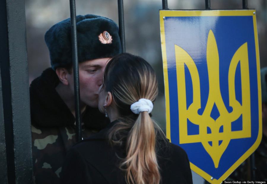 crimea kiss