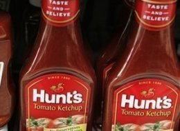 Hunts Ketchup High Fructose Corn Syrup