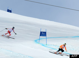 La délégation canadienne a bien entamé les Jeux paralympiques de Sotchi