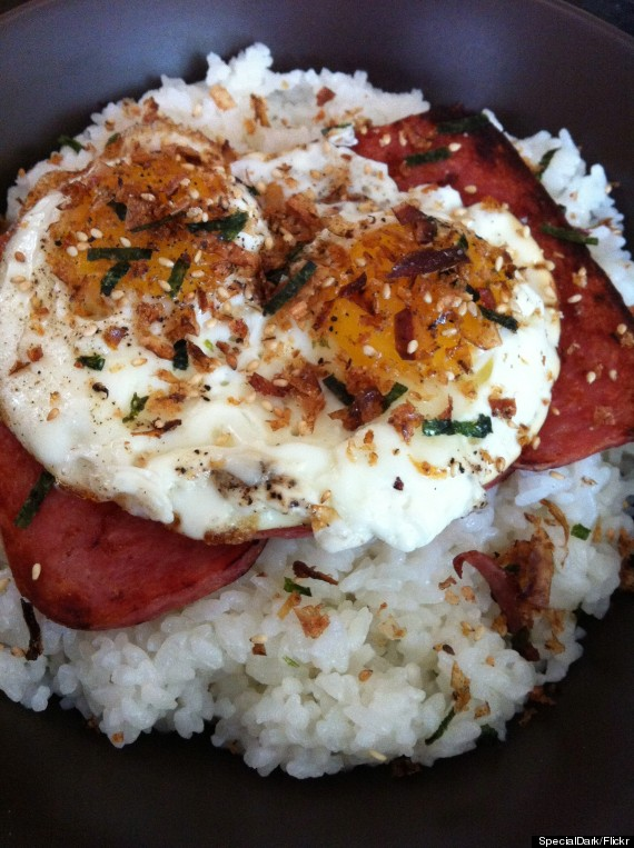 spam and eggs