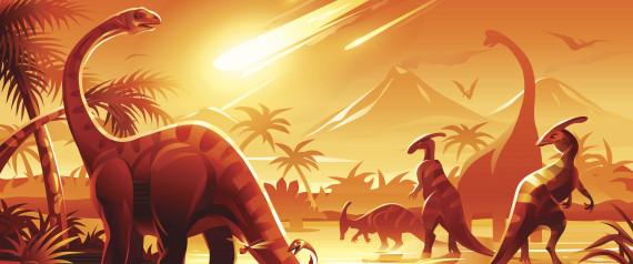 Resultado de imagen de extinción de los dinosaurios