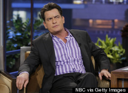 Charlie Sheen Reportedly Causing Problems On The Set Of 'Anger Management'