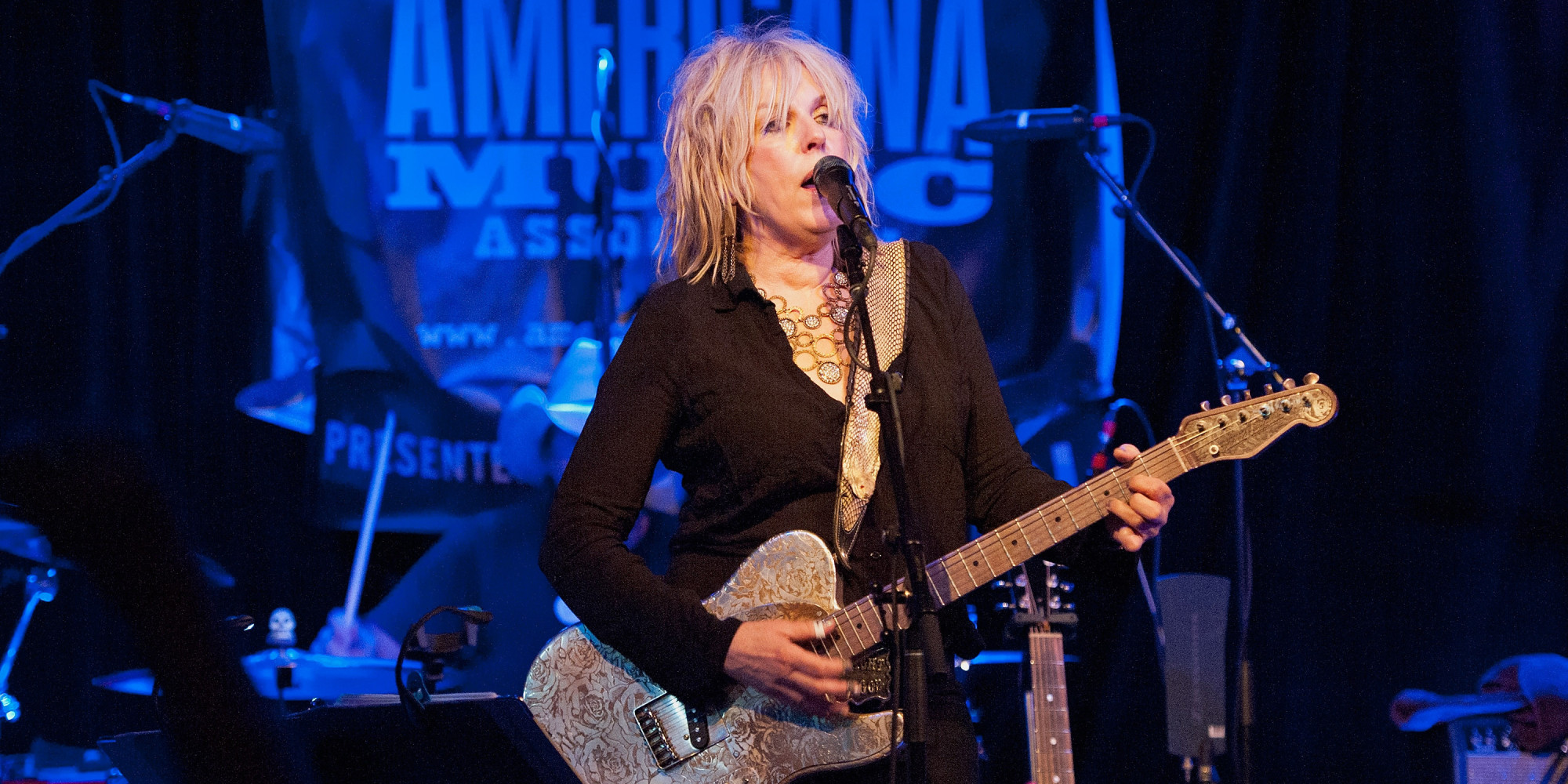 Compassion Play: Lucinda Williams Is on the Double | HuffPost