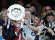 Slaying The Dragon: England Claim Triple Crown After Win Against Wales (VIDEO/PICTURES)