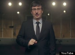 The British Boy's Done Good! Watch The Trailer For John Oliver's US Show