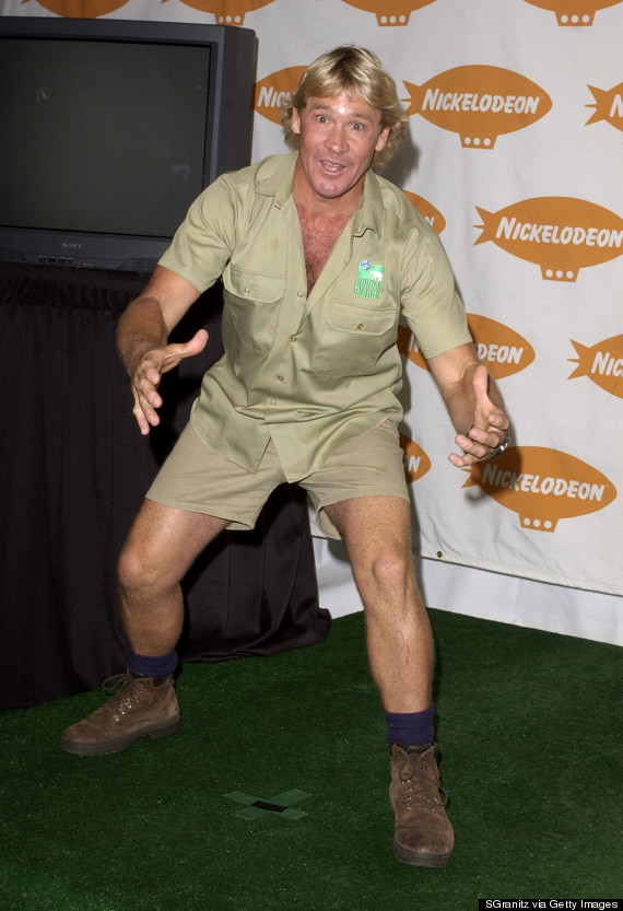 steve irwin - photo #19