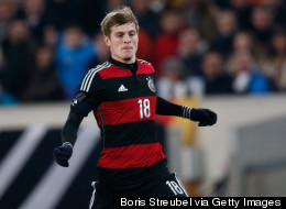 Kroos Says United Transfer Is A 'Possibility'