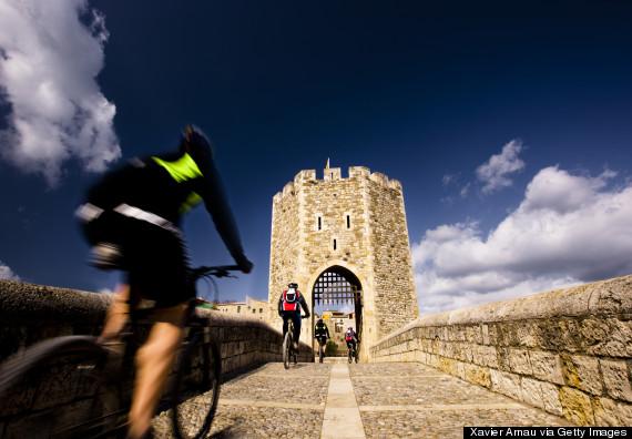 spain biking tour