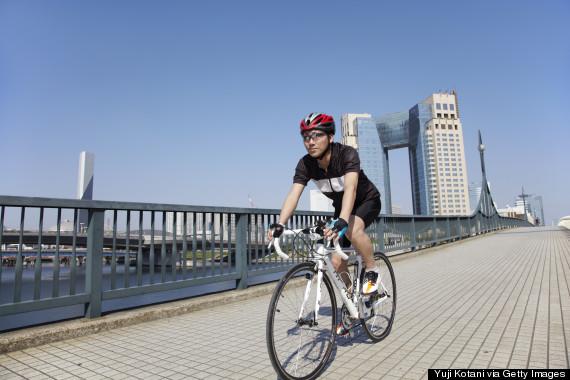 japan cycling city