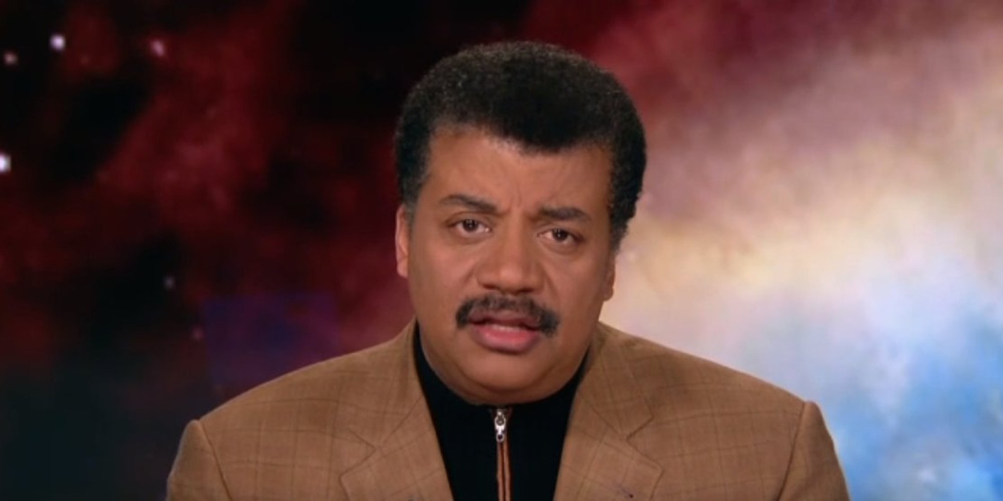Neil DeGrasse Tyson: Media Should Stop Giving Space To ...
