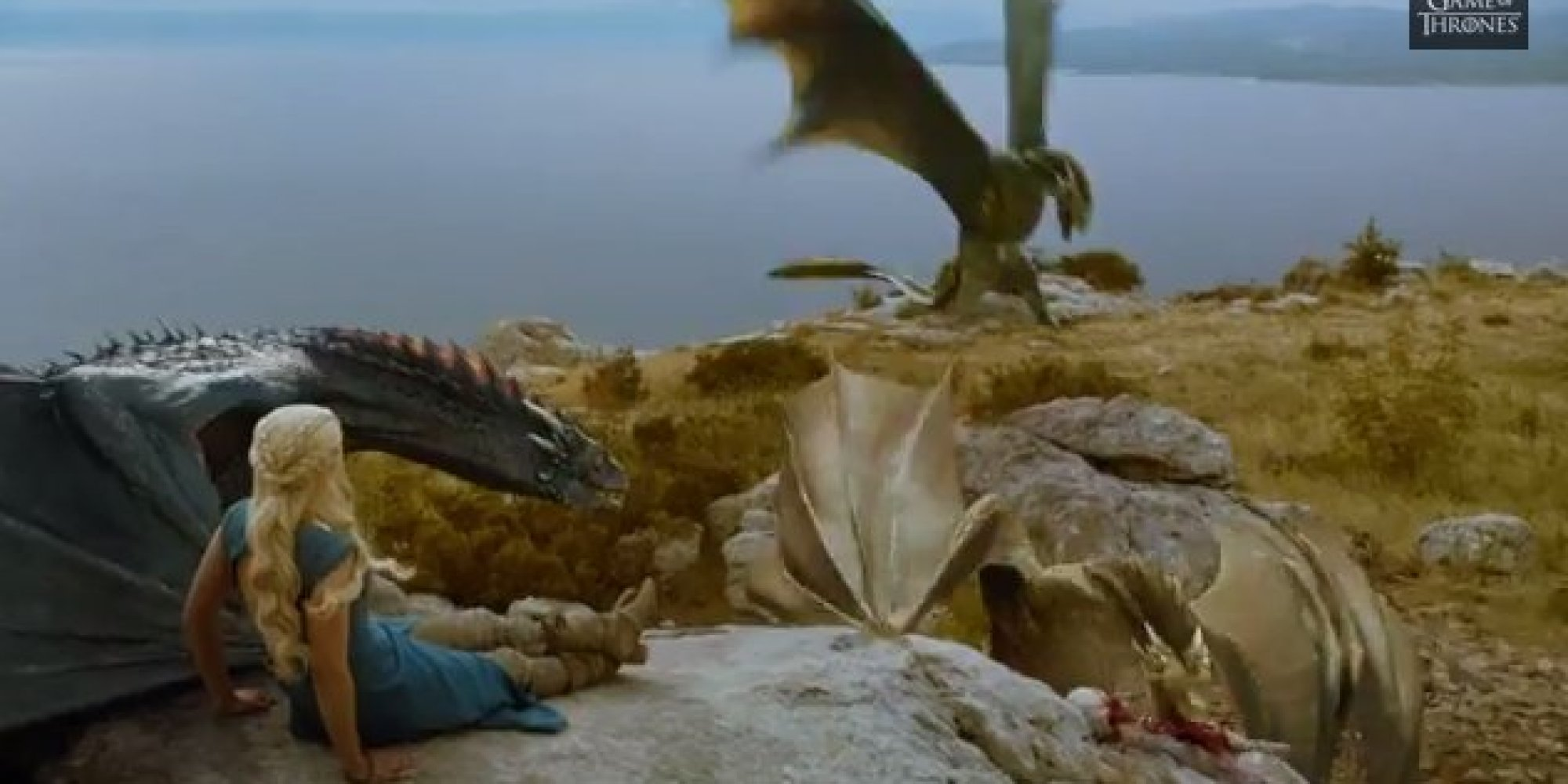 HBO Releases New 'Game Of Thrones' Season 4 Trailer With More Action And More Dragons ...