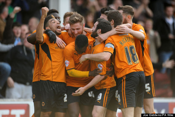 wolves racist abuse