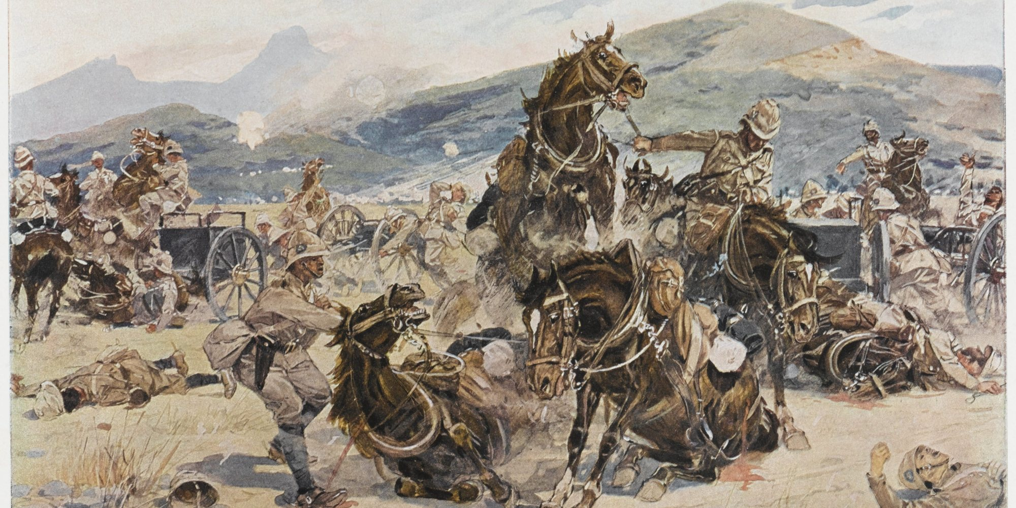 account of the boer war History term paper - the anglo boer war  ―any history of a human rights culture had to take into account the fate of the women and children in the concentration.