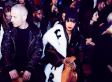 Rihanna Paris Fashion Week: Singer Makes Gaint Fur Stole Look Super Cool