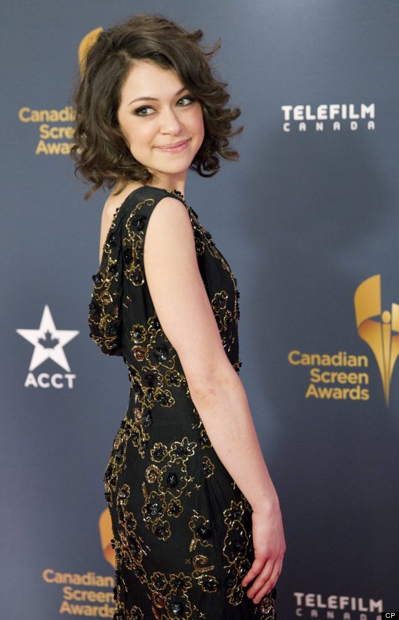 tatiana maslany weight height
