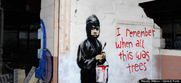 Gallery Defends Controversial Sale Of Banksy Mural