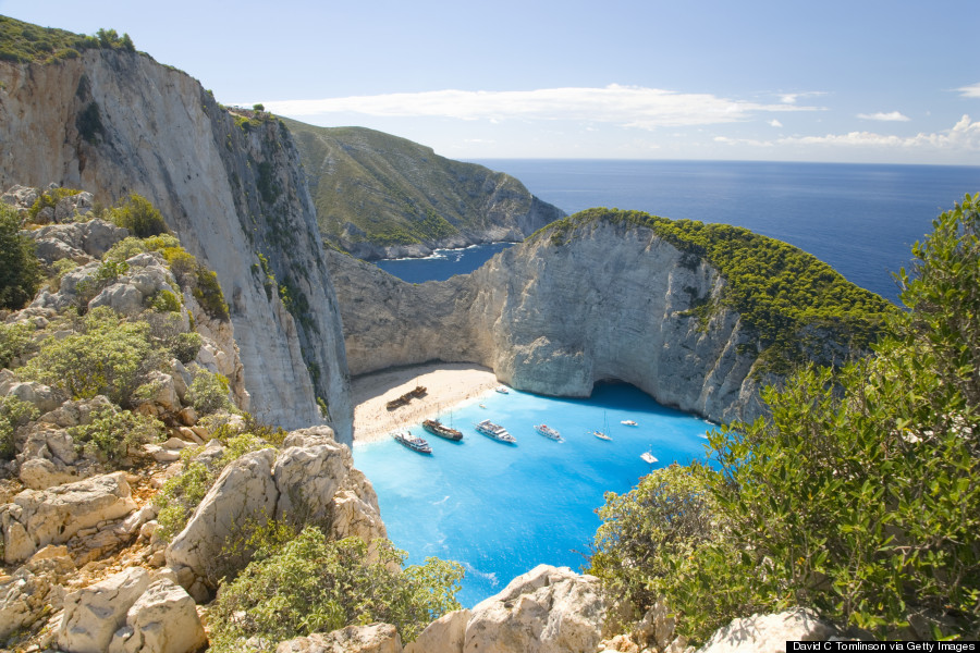 This Is The Prettiest Beach In Greece Which Basically