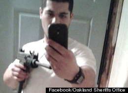 Bank Robbery Suspect Posts Submachine Gun Selfie On Facebook