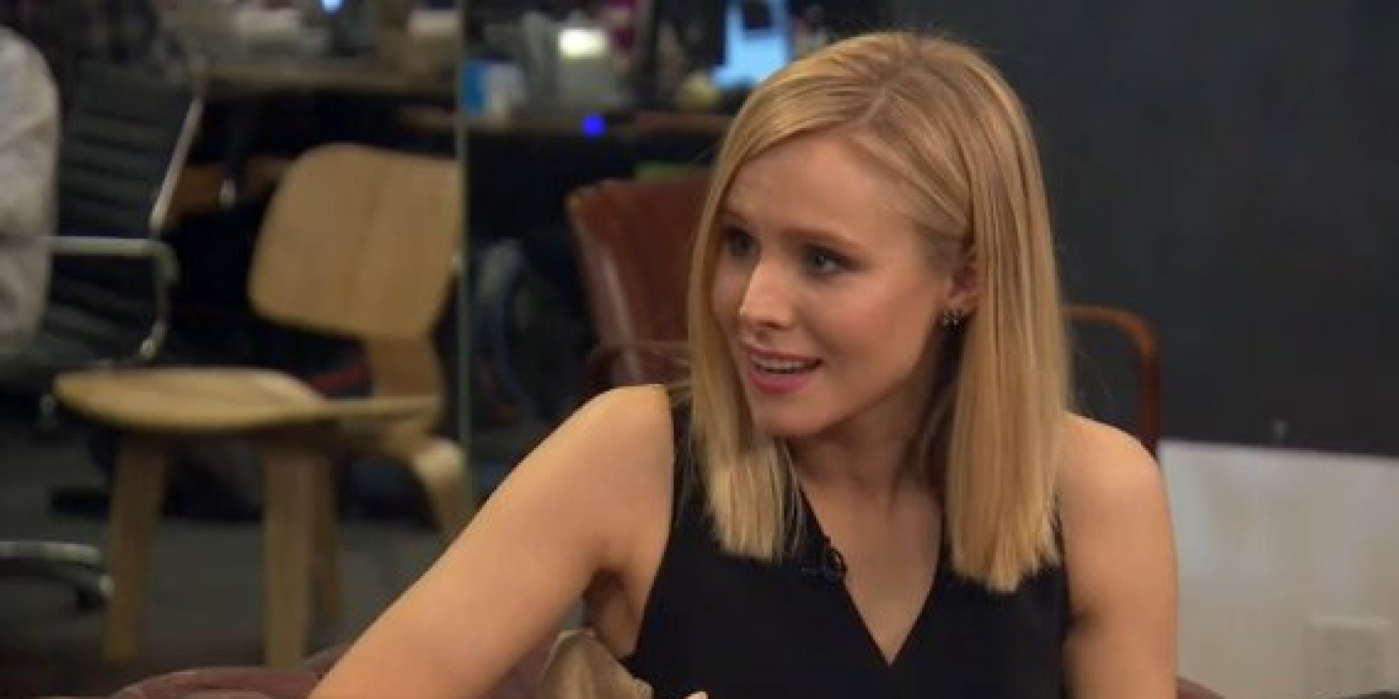 kristen bell slams the paparazzi calls them animals