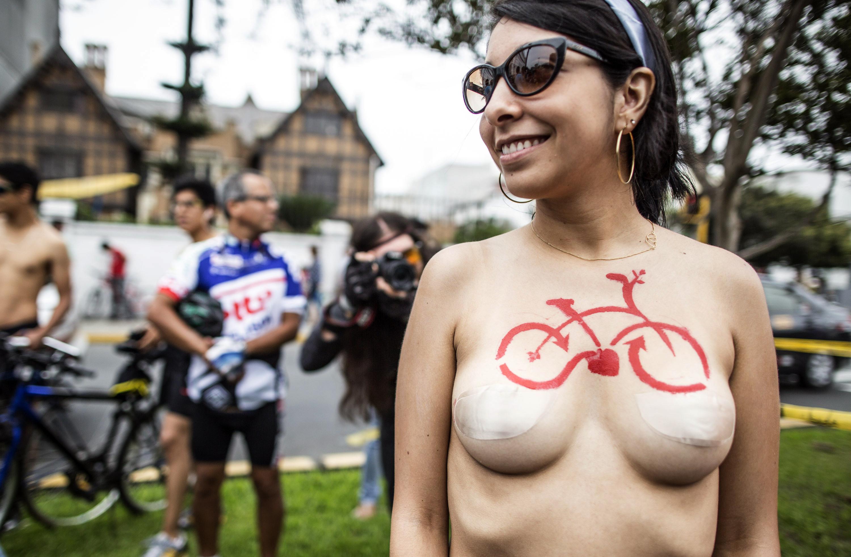 Peruvian women nude