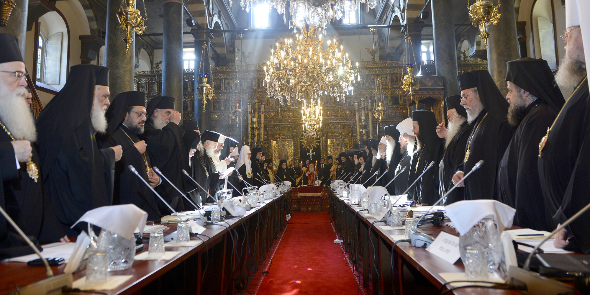 Orthodox Churches Will Hold First Ecumenical Council In ...