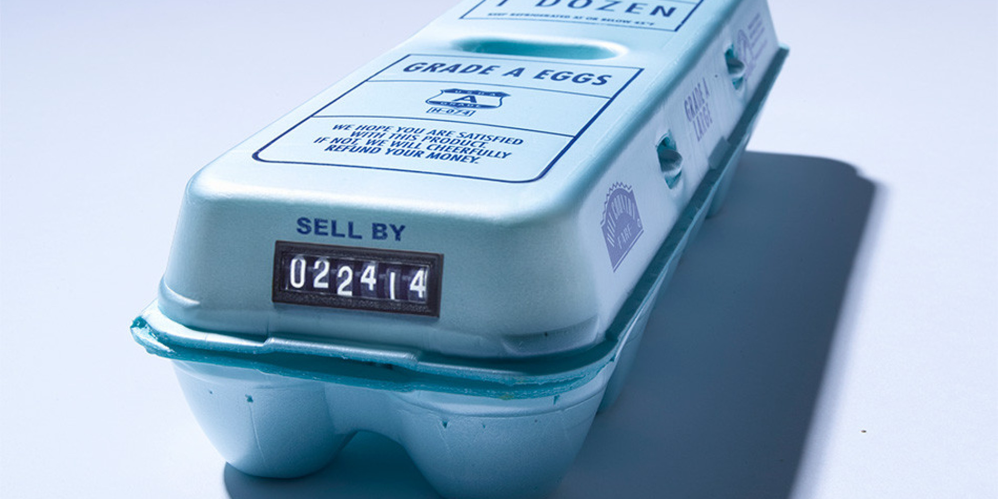 How long are eggs good past the expiration date