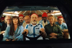 WES ANDERSON THE LIFE AQUATIC