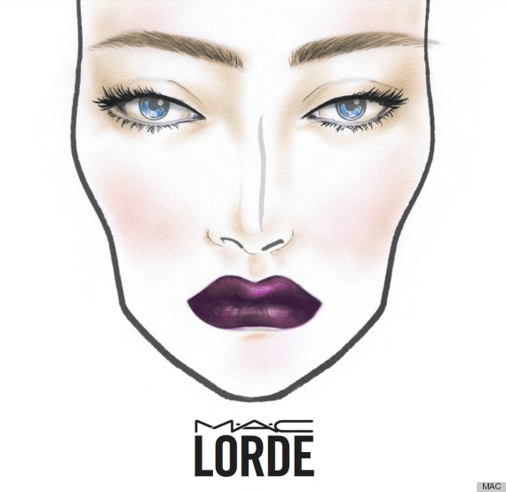 mac lorde makeup