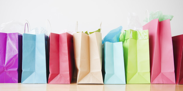 Confession: I'm a Shopping Bag Addict | HuffPost