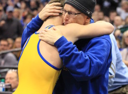 This Teen Wrestler's Act Of Kindness Brought A Crowd To Tears