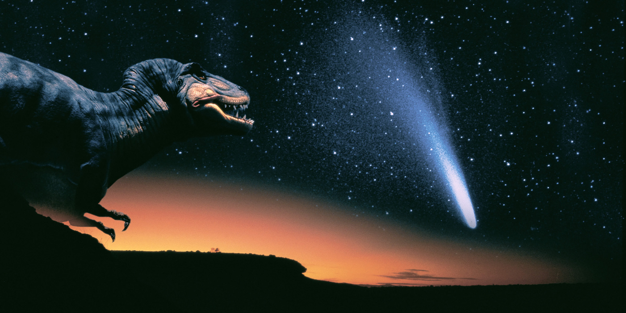how big was dinosaur asteroid -#main