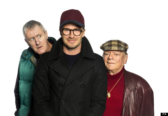 david beckham only fools and horses