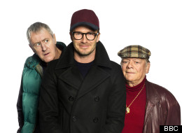 WATCH: Beckham Makes 'Only Fools And Horses' Cameo