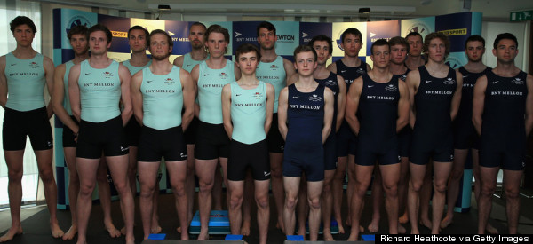 Oxford Have Lighter Crew Than Cambridge For Upcoming Boat Race (VIDEO)