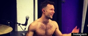 Mcbusted Harry Judd