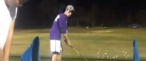 Golf Assist Trick Shot