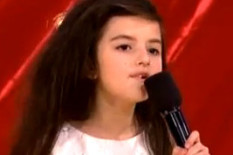 Girl singer on talent show | Pic: Youtube