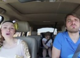 Mom And Dad Are Way More Obsessed With 'Frozen' Than Their Kid Is