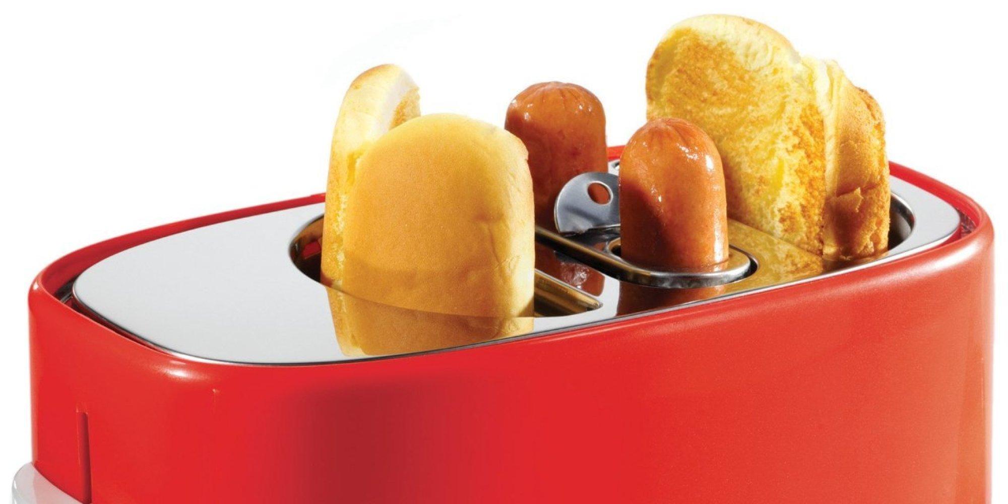 Hot Dog Close To