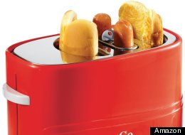 The Pop-Up Hot Dog Toaster You Never Knew You Needed