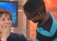 Adopted Teen Has Touching On-Air Reunion With News Anchor Who Helped Him Find A Family