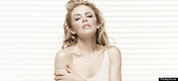 EXCLUSIVE: Kylie Minogue Chats With HuffPost UK
