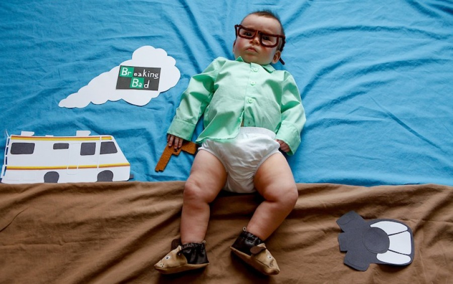 breaking bad baby