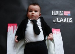 A Fantastic Game Of Dress-Up Transforms Baby Into Popular TV Characters