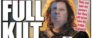 Rob Ford Braveheart