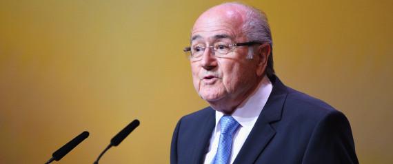 Blatter entrevista