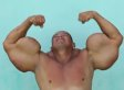 Bodybuilder Admits His 29-Inch Biceps Are Fake