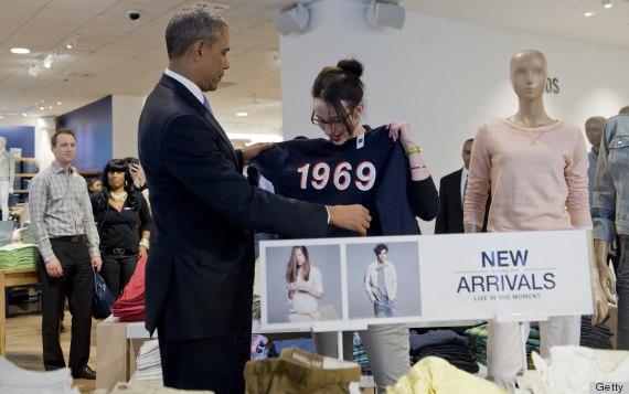 gap obama