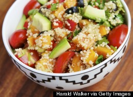 Easy and Delicious Quinoa (in Under 20 minutes!)